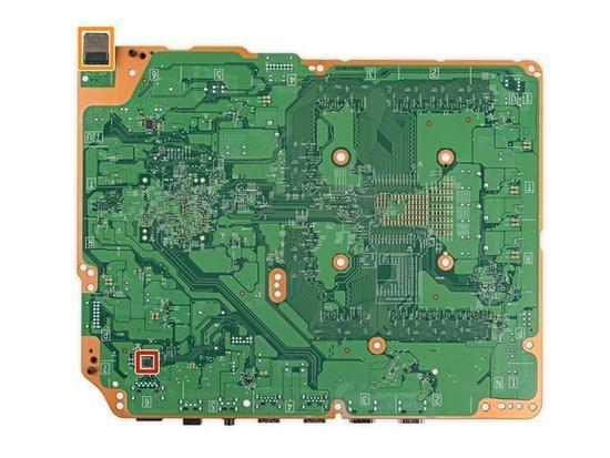 Xbox One S拆解:易于维修的照片 - 38