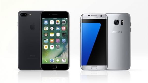 要双摄像头iPhone 7 Plus还是双曲面Galaxy S7 edge?的照片 - 1