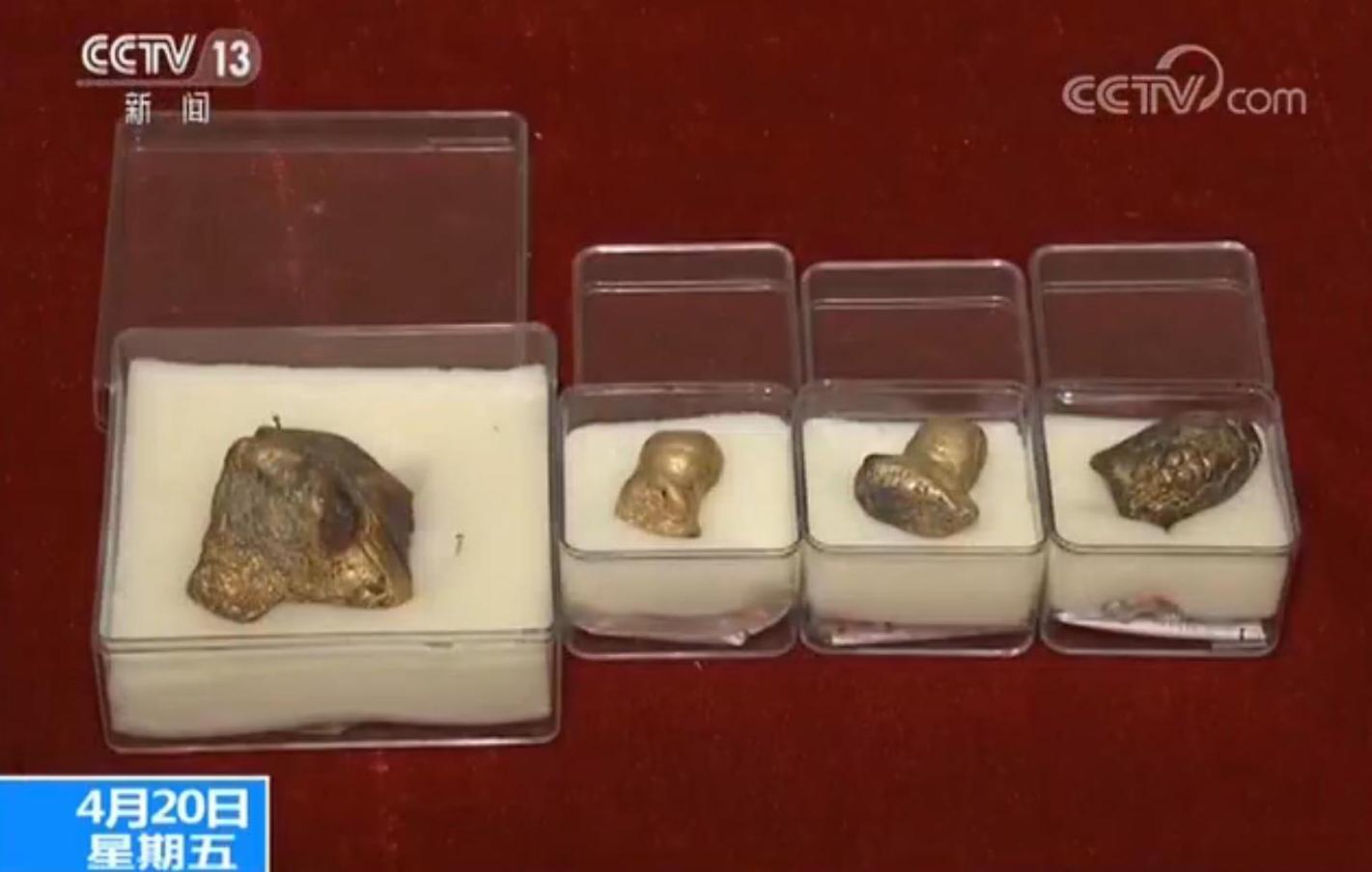张献忠江口沉银遗址升级 出水文物总计1万2千多件
