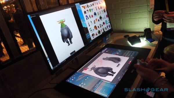 宣战Surface Studio:戴尔推Canvas 售价1799美元的照片 - 4