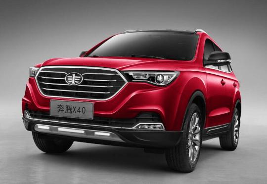 """奔腾时隔四年后推出第二款SUV """"月销量过万""""遭质疑"""