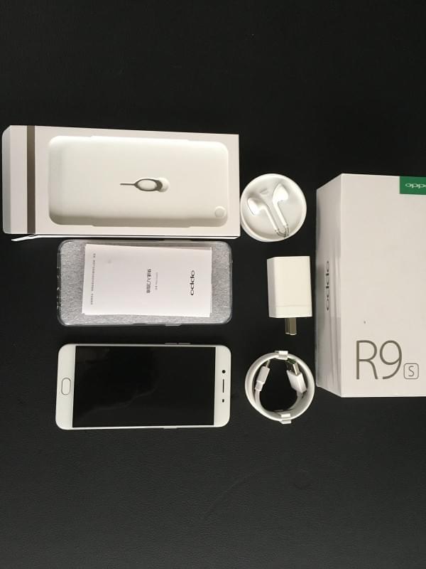Oppo R9S开箱上手:颜值升级+IMX398的照片 - 28