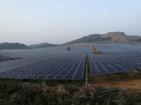 喜讯!茂硕新能源江西两大光伏发电项目顺利并网发电