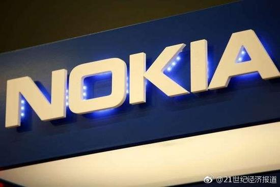 诺基亚:已与华为签署专利许可协议
