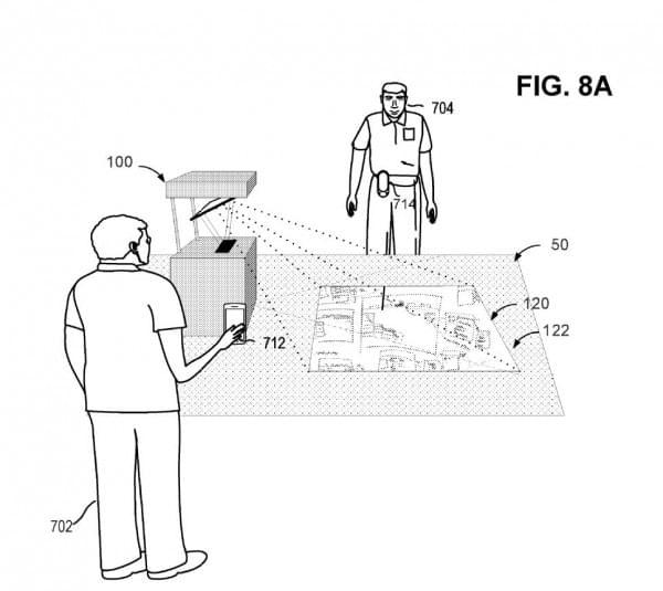 微软新专利:Windows 10系统桌面投影装置 可用手势操控的照片 - 2