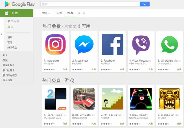 你用过Google Play吗 它与App Store有何差异呢?的照片 - 2