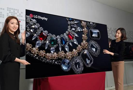 LG Display国内建厂获批 8.5代OLED产线明年投产