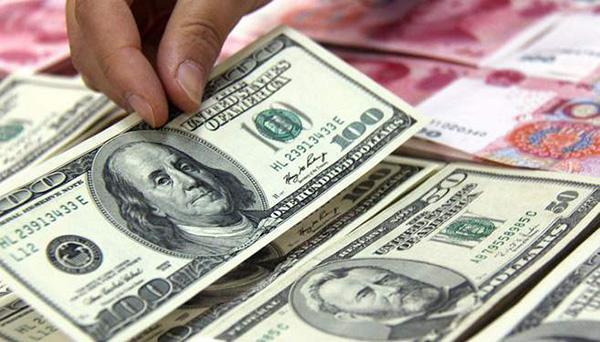 鲍威尔讲话后美元指数站上96 离岸人民币跌破6.9