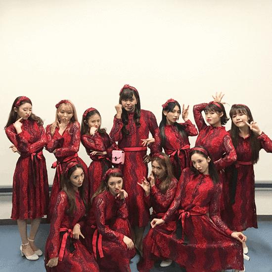 11个朱碧石同框,优我女团助力罗志祥演唱会