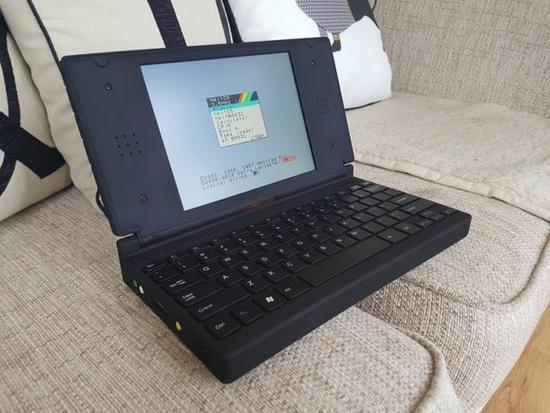 这台笔记本了不起 竟然是3D打印出来的