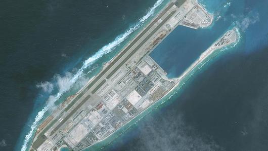 越南要求中国撤走南沙导弹 称侵犯其主权