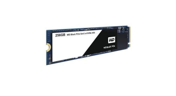 西数黑盘SSD发布 全球第二便宜M.2 SSD:2GB/s的照片 - 1
