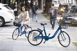 深圳发文规范共享单车 违规骑车停放纳入征信体系