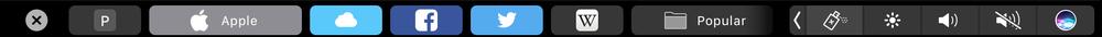 抢先看苹果自家的应用会如何支持Touch Bar的照片 - 40