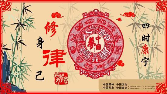 第六届重庆市公益广告大赛平面类获奖作品展播:中国年图片