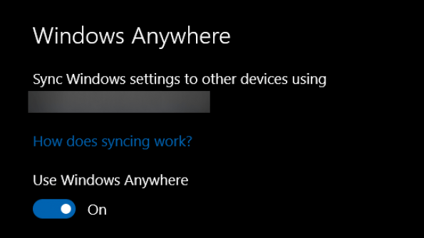 Win10 Build 14926未公布新功能:Windows Anywhere现身的照片 - 3