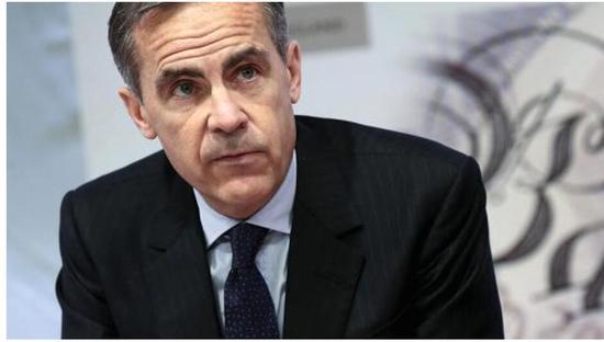 英国央行行长谈加密货币:目前威胁不大,但必须增加监管