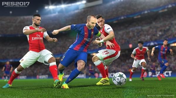 《实况足球2017》IGN 9.5分:最强足球游戏的照片 - 1