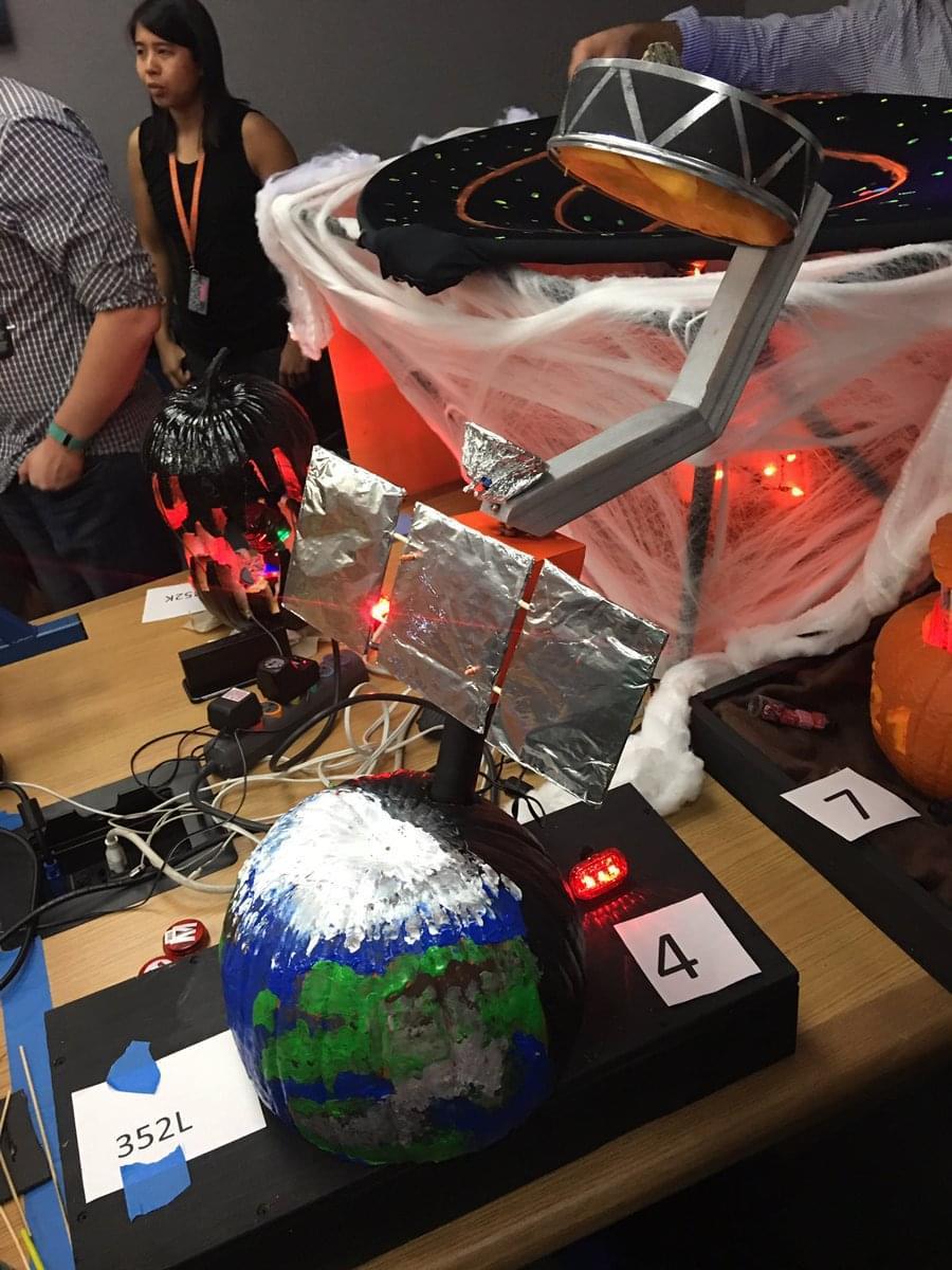 NASA搞了个南瓜雕刻大赛,来看看Geek们的创意