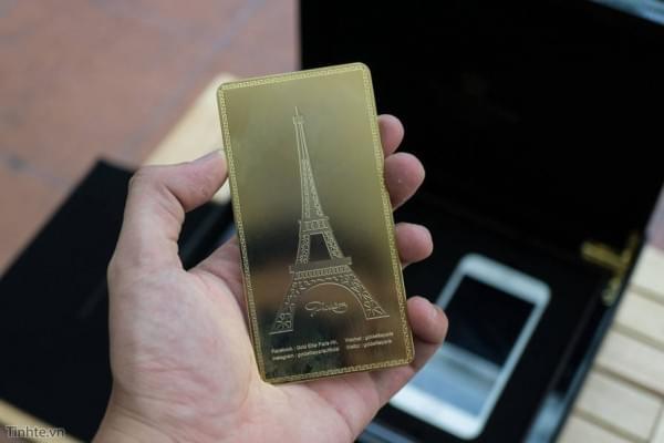 约5.5万 24K黄金iPhone7 Plus开箱图赏的照片 - 3