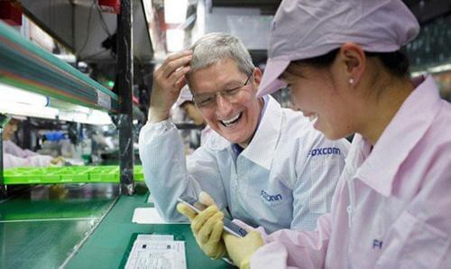 受益于苹果 最牛代工富士康盈利增三成