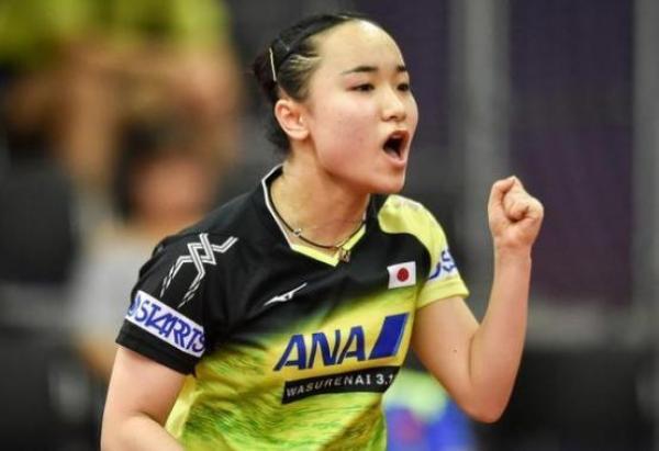 18岁日本少女连克三名国乒主力已变身头号克星?