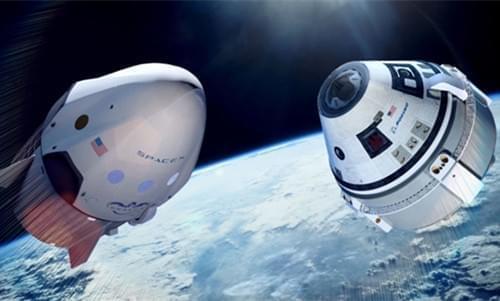 spacex第二代龙飞船,波音星际客机载人飞行器