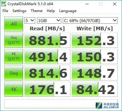 Intel傲腾内存实测:二次跑分秒SATA SSD的照片 - 13