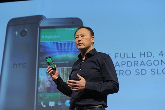 教父离场、雪姨致歉 卖身或是HTC最好的选择?的照片 - 2