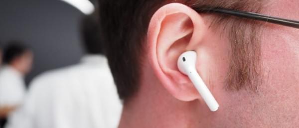 苹果无线耳机AirPods初步上手体验的照片 - 2