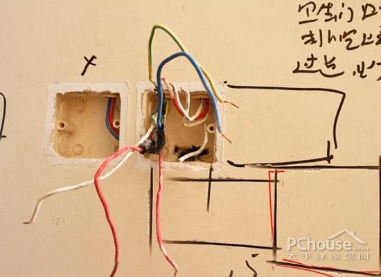 装修菜鸟需知 电路改造施工注意事项