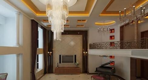 客厅电视背景墙,客厅设计,背景墙设计,新房装修,青岛客厅装修