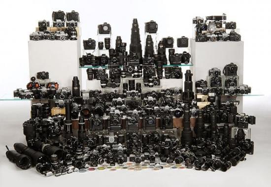 见识何为铁粉 摄影师尼康器材总价超八十万元的照片 - 3