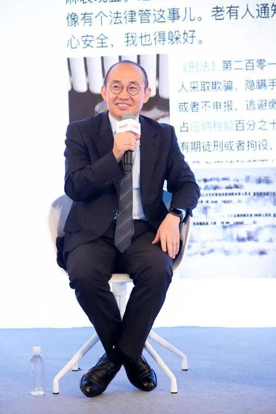 吴晓波潘石屹互怼:东北没有一个企业家