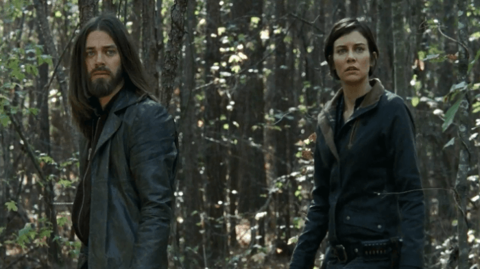 《行尸走肉》公布第七季季终集预告:大战一触即发的照片 - 6
