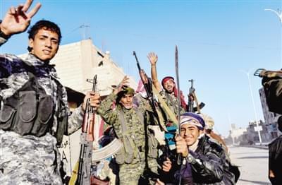 完全夺取IS在叙利亚的大本营拉卡