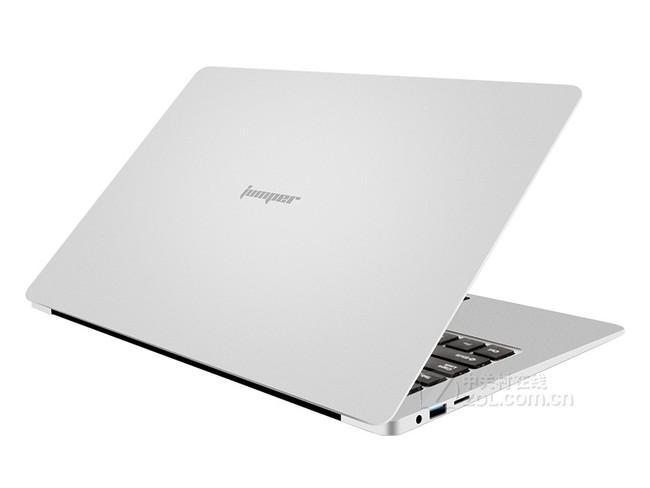 Jumper/中柏 EZbook 3 Se四核13.3英寸极光银64G超笔记本电脑 国美1269元
