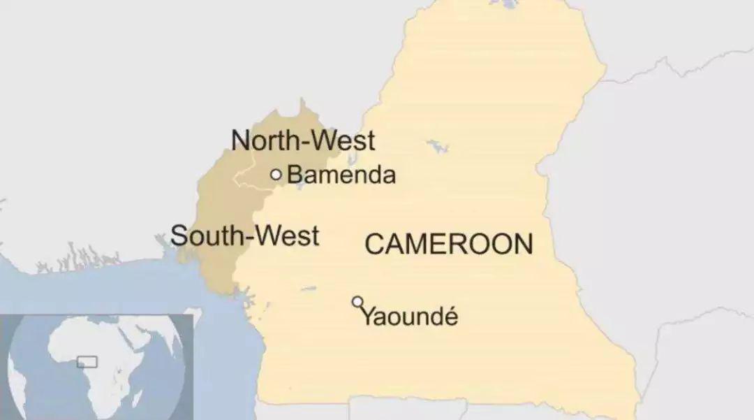 79名孩子遭绑架背后:喀麦隆英语和法语之争仍继续