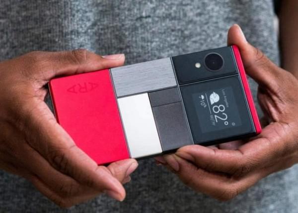 从梦想诞生到破灭:谷歌Ara模块化手机是如何死掉的的照片 - 9