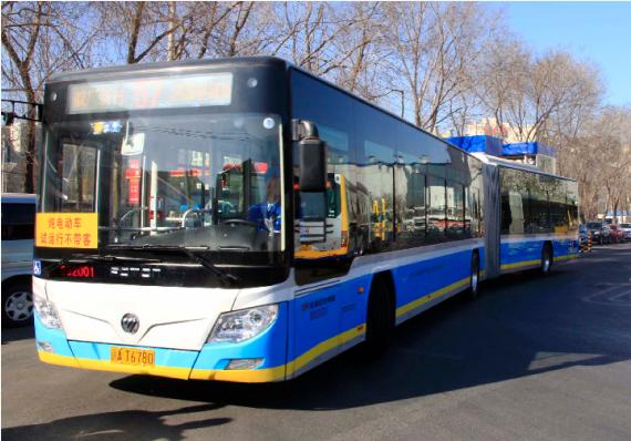 北京公交集團:智能輔助駕駛系統將列入新車標配