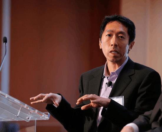 百度吴恩达:哪个行业都摆脱不了人工智能的影响的照片