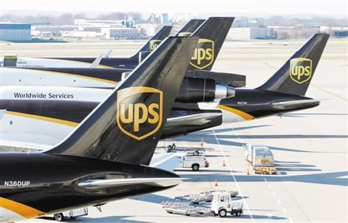 UPS联姻顺丰: 走出去,快递业开辟新战场