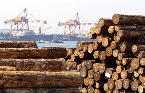 日本木材出口量达到历史新高 主要销往中国