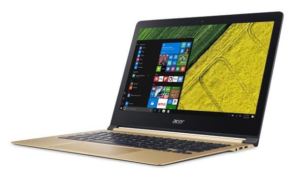 宏碁Swift 7正式开售:全球最薄Windows 10笔记本的照片 - 1