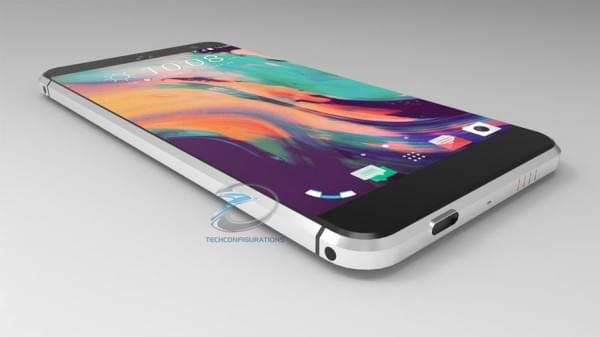 HTC无按钮Ocean渲染图曝光:双摄像头+USB-C端口的照片 - 5