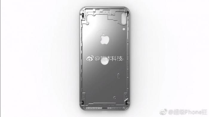 iPhone 8后壳最新泄露图:后置Touch ID?的照片 - 2