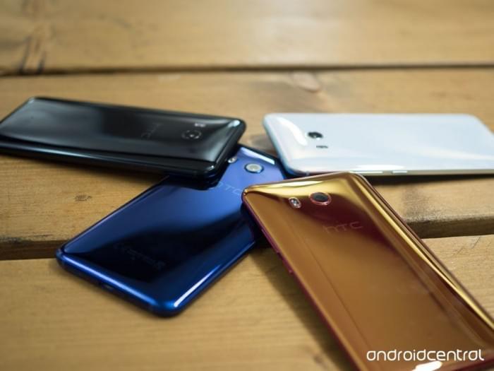 HTC U11现场真机上手的照片 - 6