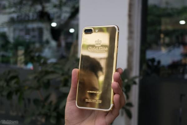 约5.5万 24K黄金iPhone7 Plus开箱图赏的照片 - 9