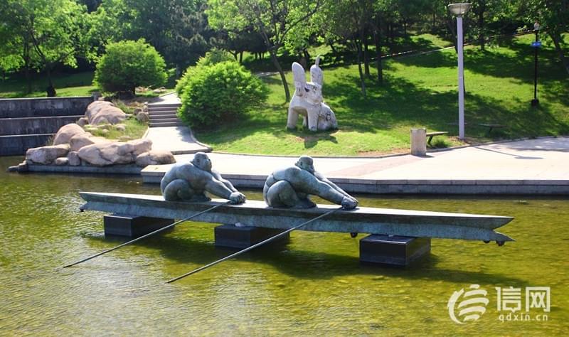 """青岛将举办""""一带一路""""沿线国家雕塑邀请展"""
