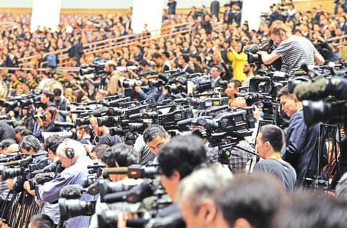 国际舆论密切关注中共十九大——中国担当起更重要角色